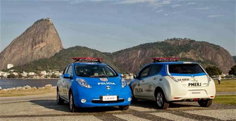 Rio promete usar VEs no patrulhamento das praias