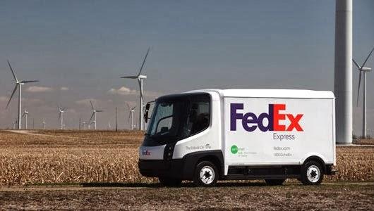 Veículos elétricos para entregas urbanas