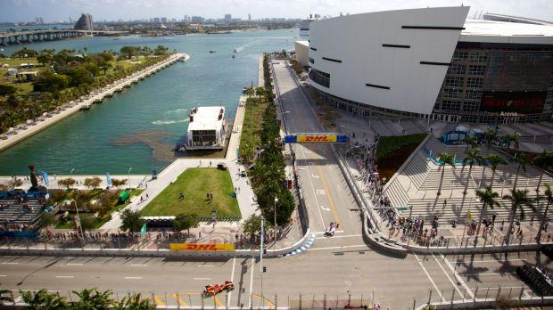 Conversao Eletrica FIA Formula E View Miami