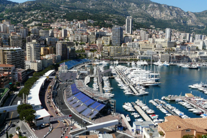 Conversao Eletrica FIA Formula E View Monte Carlo