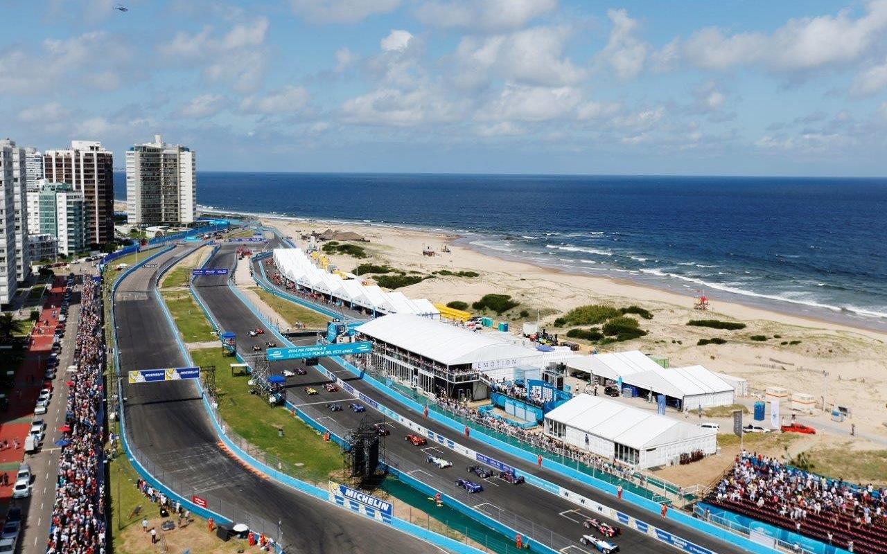 Conversao Eletrica FIA Formula E View Punta Del Este
