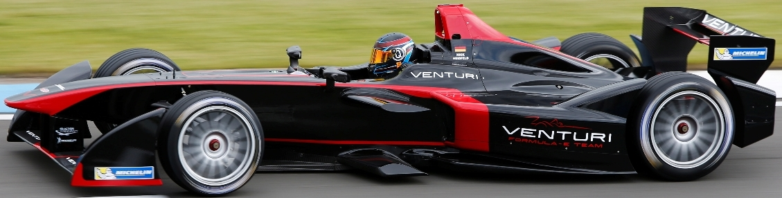 Venturi Formula e Team Car
