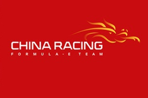 China Racing Formula E Team Logo