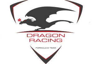 Dragon Racing Formula E Team Logo