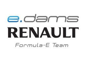 e.dams-Renault Formula E Team Logo