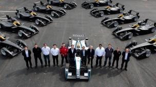 Conversão Elétrica FIA Formula E Teams